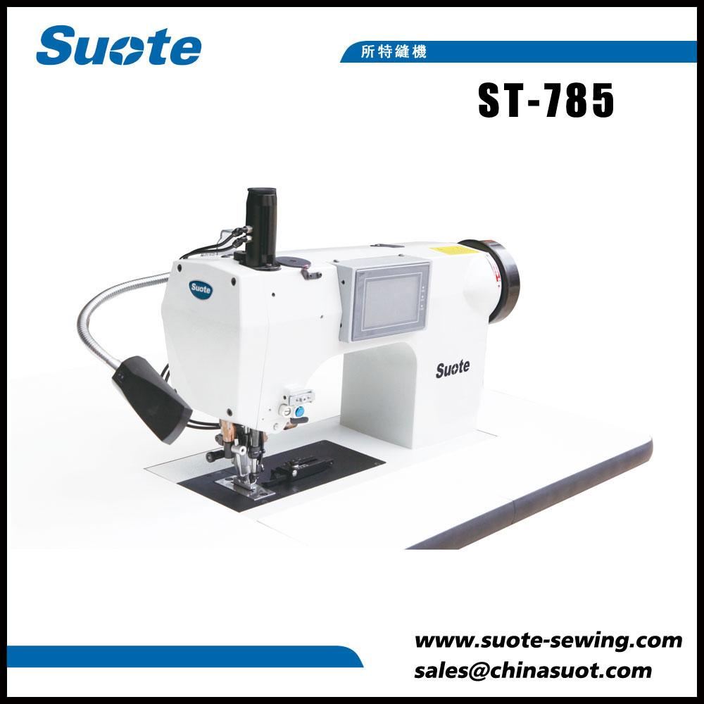 Máquina de coser a mano cosida a mano