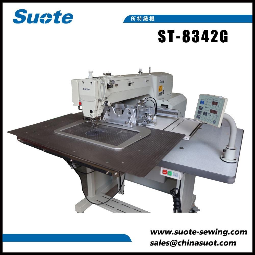 Máquina de coser de patrón electrónico