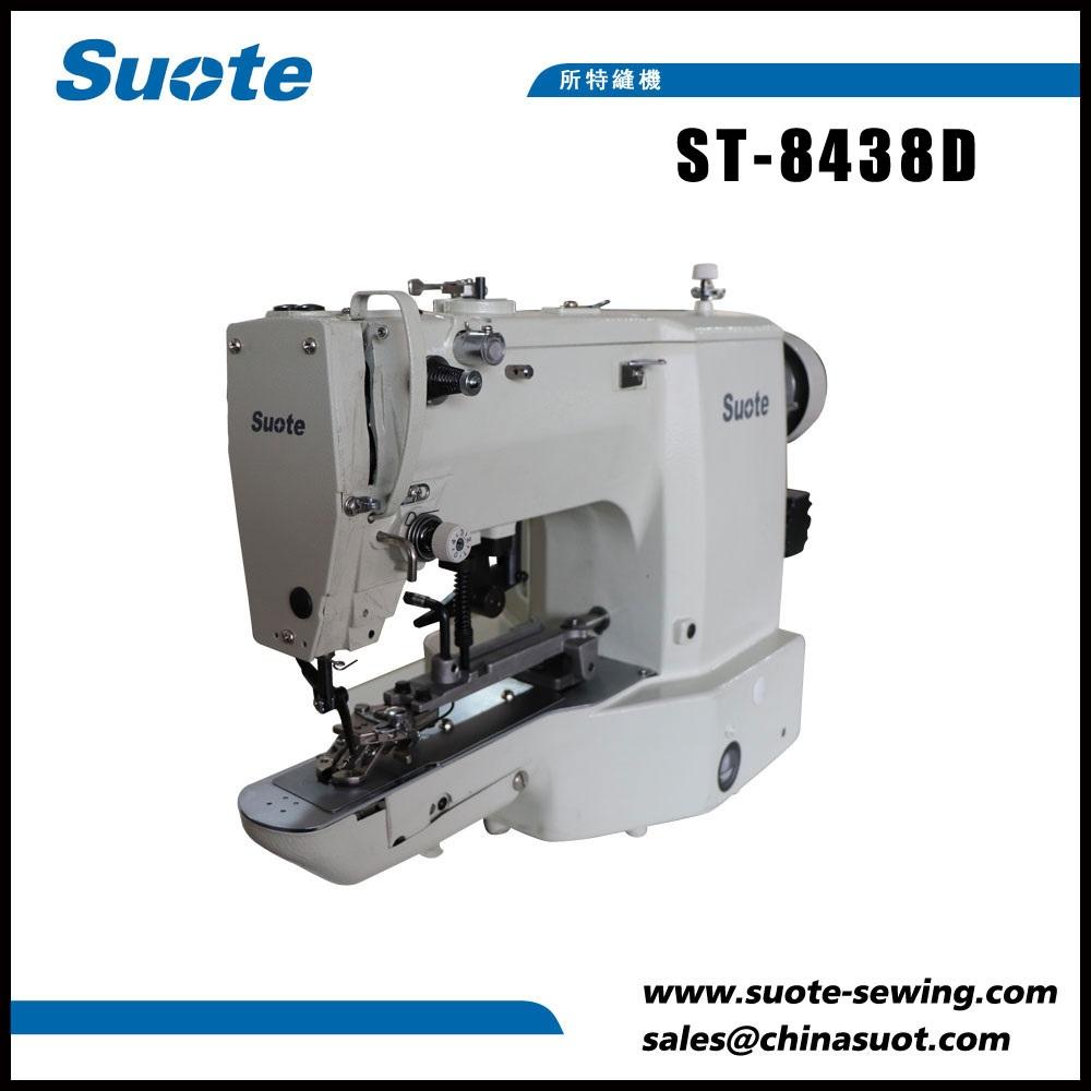 Máquina de coser puntada electrónica
